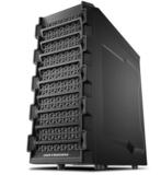 博定宝极限矩阵(matrimax)猎豹V9台式主机(I7-6700 8G DDR4 1TB+128G SSD GTX1060 6G独显 Win10)游戏电脑主机